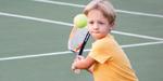 çocuk tenis